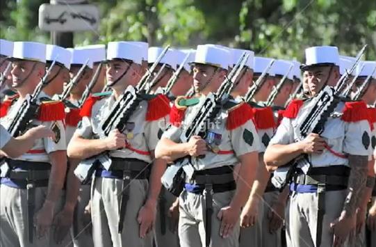 chants des l u00e9gionnaires le boudin   militaire